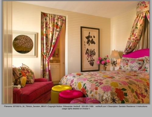 Tracy Murdock asian bedroom