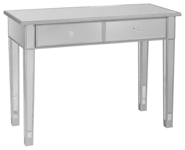 Montrose Mirrored 2 Drawer Console Table by Holly & Martin
