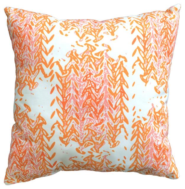 Indoor Outdoor Pillow Marrakesh Contemporary Outdoor