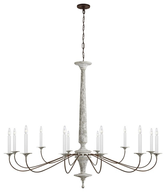 Visual Comfort Lighting Suzanne Kasler Bordeaux Grande Chandelier