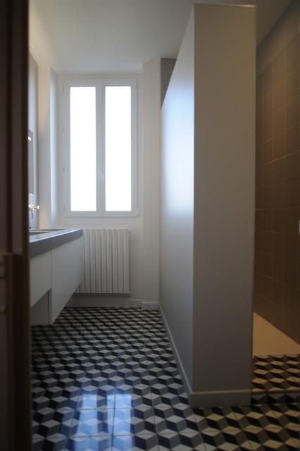 Réalisations carreaux de ciment, salle de bain - Toulouse - par ...