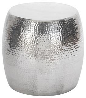 Casper Aluminum Accent Table