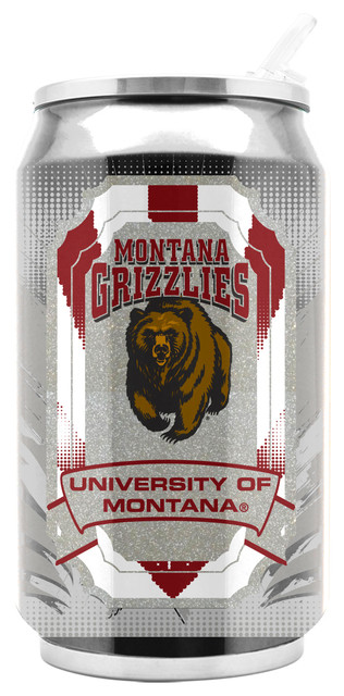 University Of Montana Stainless Steel Thermocan - Medium (11 Oz).