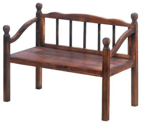 Superb Garden Grove Bench Plant Stand Evergreenethics Interior Chair Design Evergreenethicsorg
