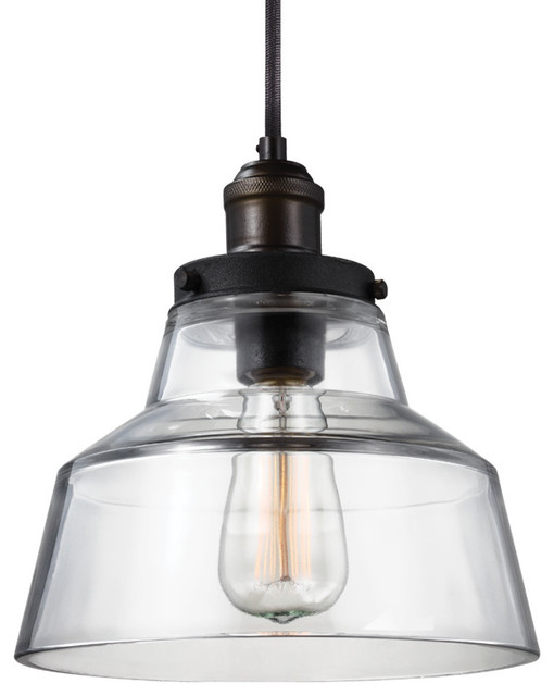 Feiss 1-Light Pendant.