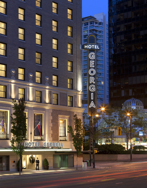 Rosewood Hotel Georgia, Vancouver