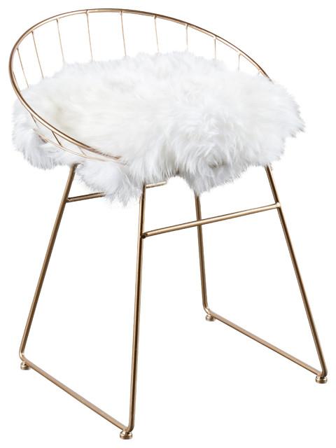 Lyra Sheepskin Chair