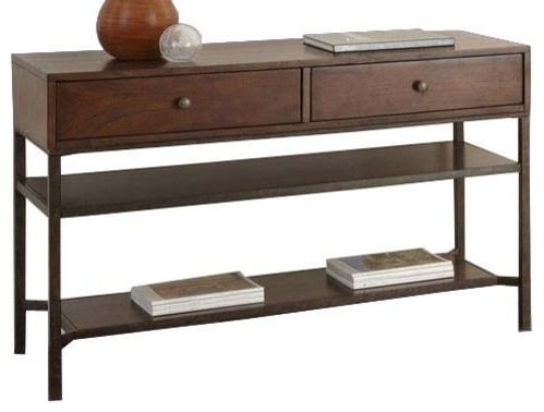 Stickney Sofa Table Transitional Console Tables
