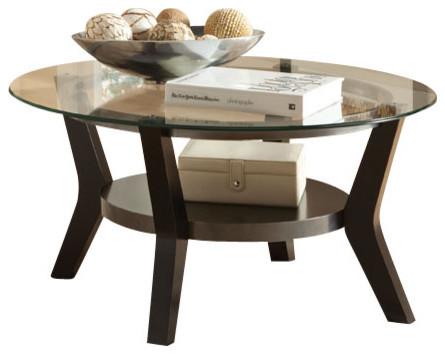 Standard furniture Standard Furniture Orbit 3Piece Round Glass