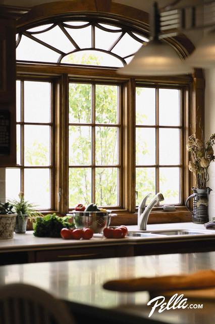 Pella® Architect Series® casement windows - Contemporary ...