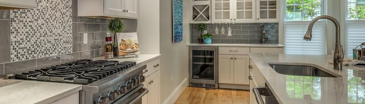 Elegant Creative Design Interiors Kitchen U0026 Bath   Medford, MA, US 02155