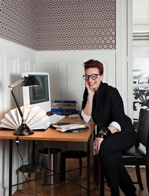 Apartamento en Paris de Emilie Bonaventure de Be Attitude