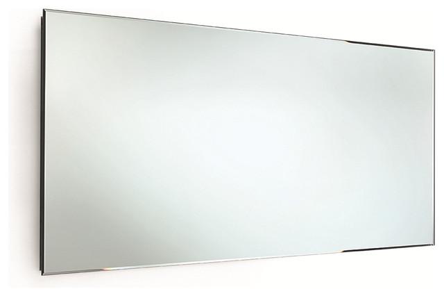 Speci Wall Frameless Rectangular Horizontal Bevelled 5mm Mirror