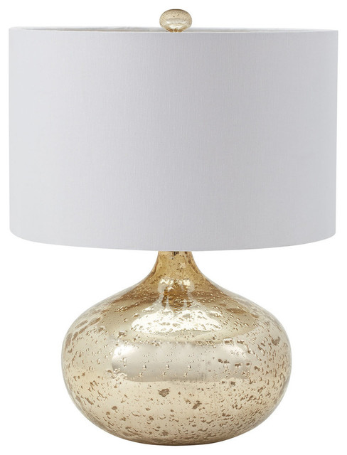 Dimond Antique Mercury Gl Table Lamp Gold Contemporary Lamps By Isabelleslightingcom
