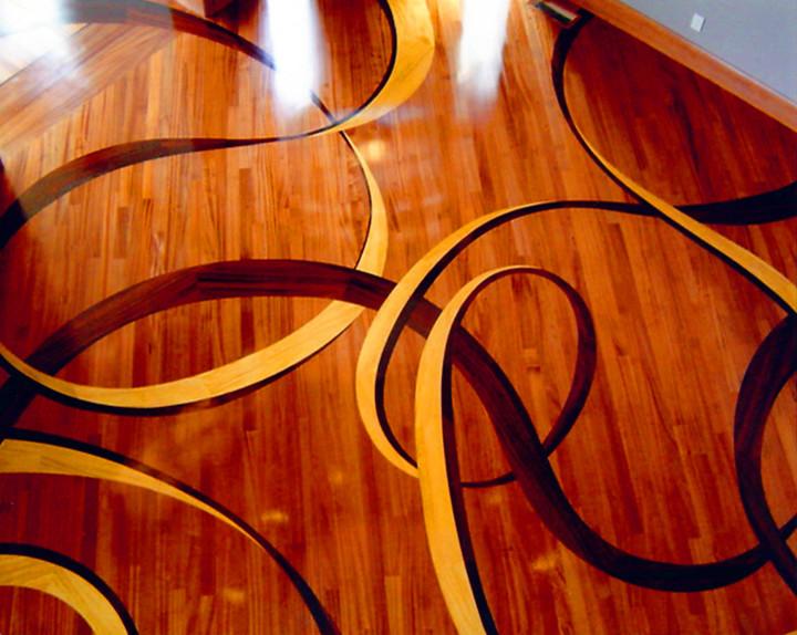 Sapele Custom Ribbon - Salt Lake City