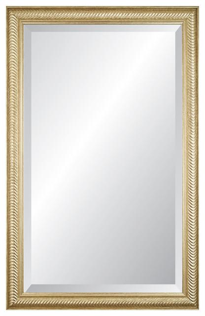 Wave Wall Mirror.