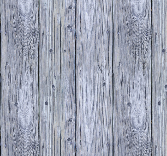 Brand new Removable Wallpaper-Beach Wood-Peel & Stick Self Adhesive - Beach  AI56