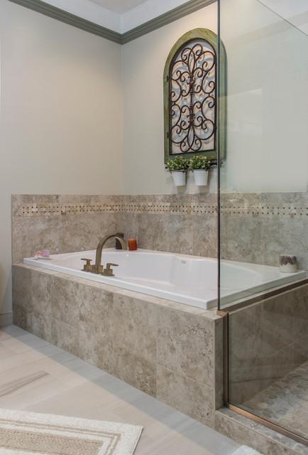 Ksi Designer Joe Peace Traditional Bathroom Detroit