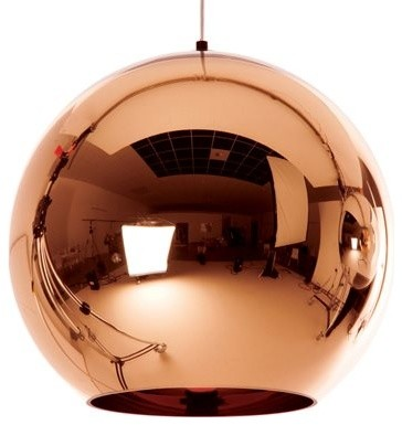 Copper Shade by Tom Dixon