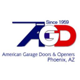 American Garage Door Co.   Phoenix, AZ, US 85040