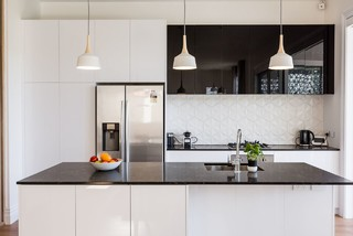 Haig Ave House 2 Contemporary Auckland By Peter Hay Kitchens Ltd