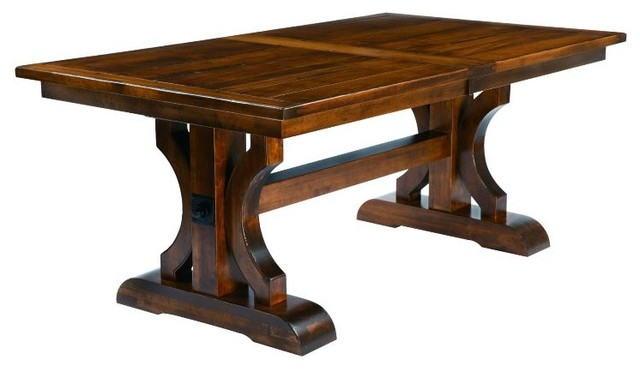Barstow : rustic dining tables from www.houzz.co.uk size 640 x 372 jpeg 35kB