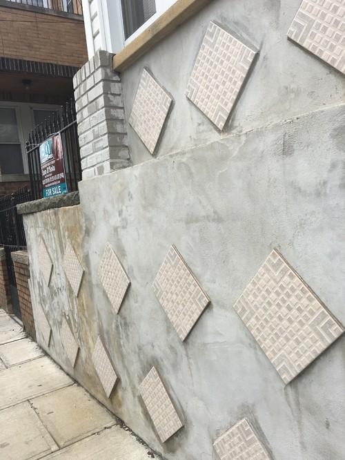 Exterior Brick Veneer Help