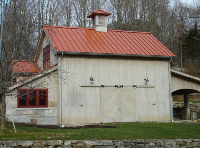 Barns & Outdoor Structures montagne-abri