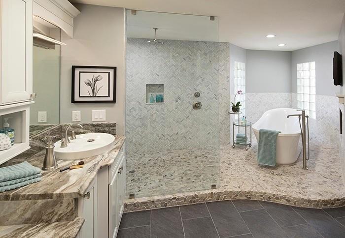SRC Bathroom Remodel