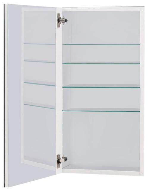 "Alno, Medicine Cabinet, 15""x35""x5""."