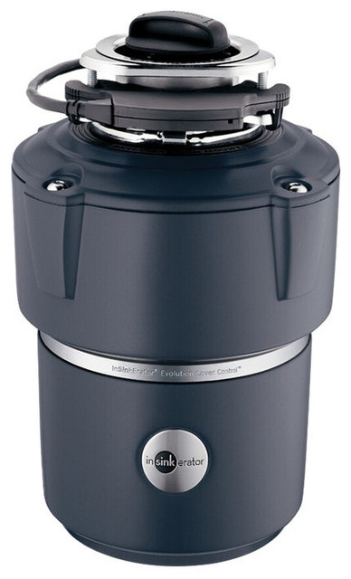 Insinkerator Pro Cover Control Plus W/c 7/8 Hp Garbage Dispoal With Cord.