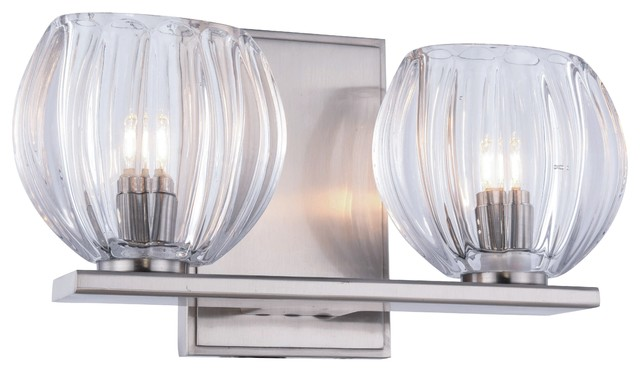 Progress Lighting Archie Collection 2 Light Antique Nickel: Monticello Collection 2-Light Light Antique Brass Finish