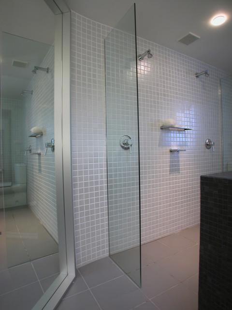 Willoughby Bathroom Modern Bathroom Sydney By MINOSA