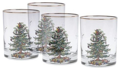 Shop Houzz Spode Christmas Tree Double Old Fashioned