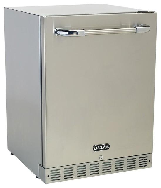 Bull Premium Outdoor Compact Refrigerator.