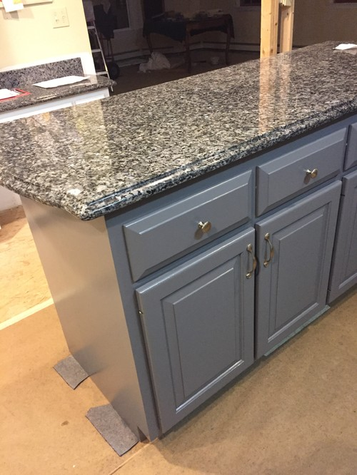 Need help deciding on backsplash to go with Blue Pearl Granite