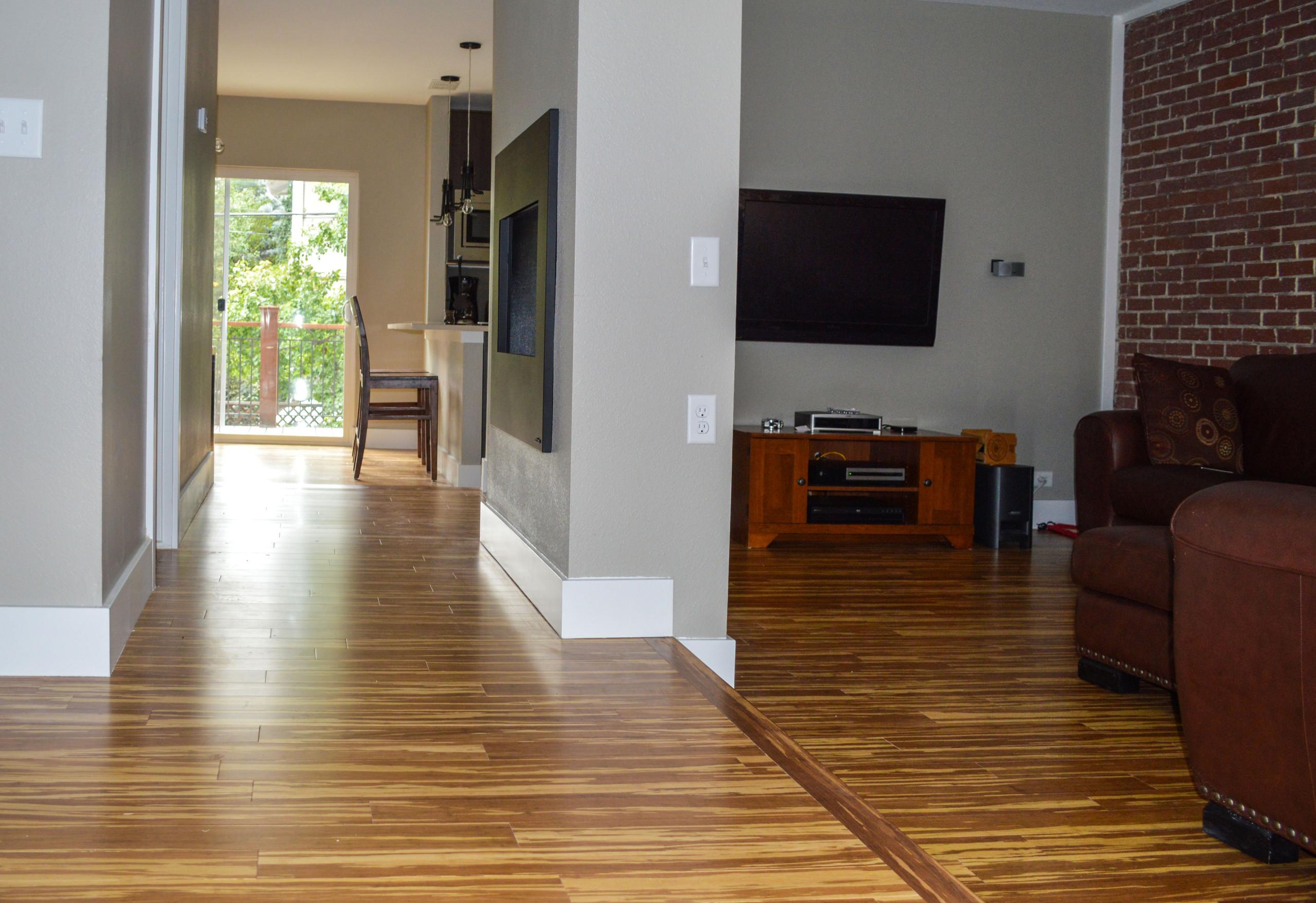 Capitol Hill Main Floor Condo Remodel