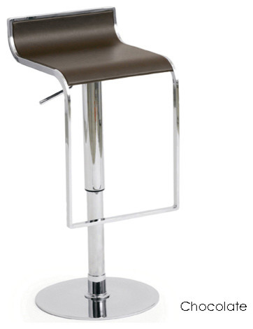 Alexander Adjustable Stool Modern Bar Stools And