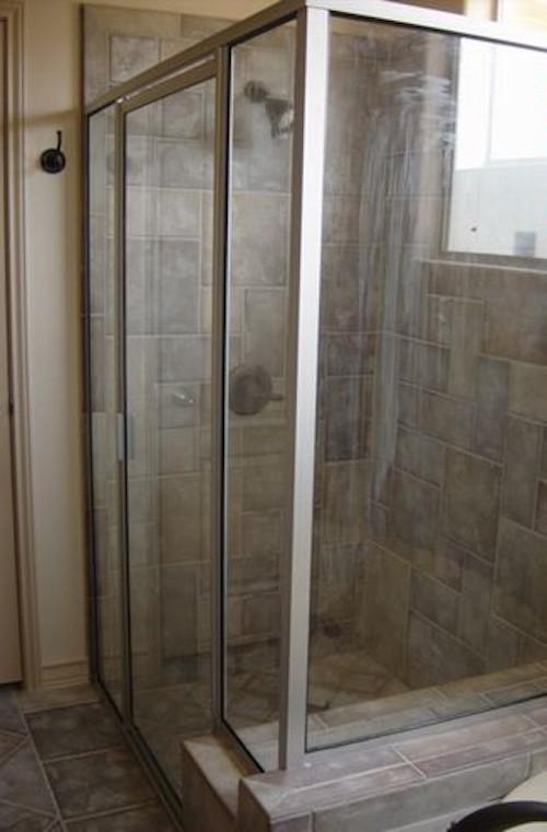 Framed Showers