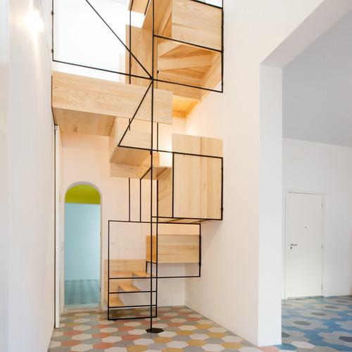 Dezeenu0027s Top 10 Staircases Of 2015 · More Info