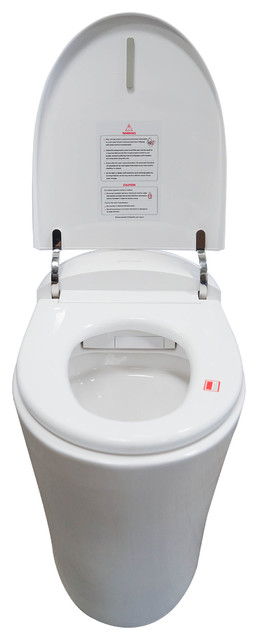 Dyconn Faucet Arial Tankless All In One Combo Bidet And Smart Toilet