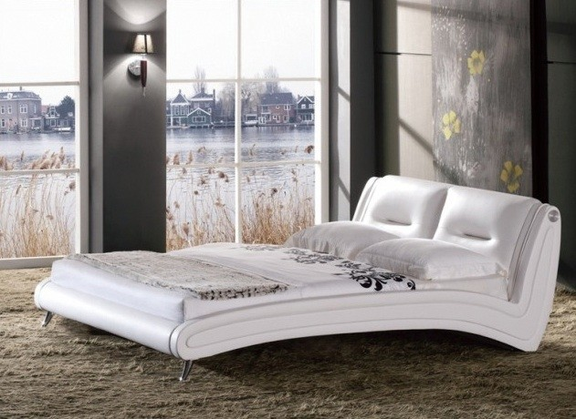 belle bed frame modern beds