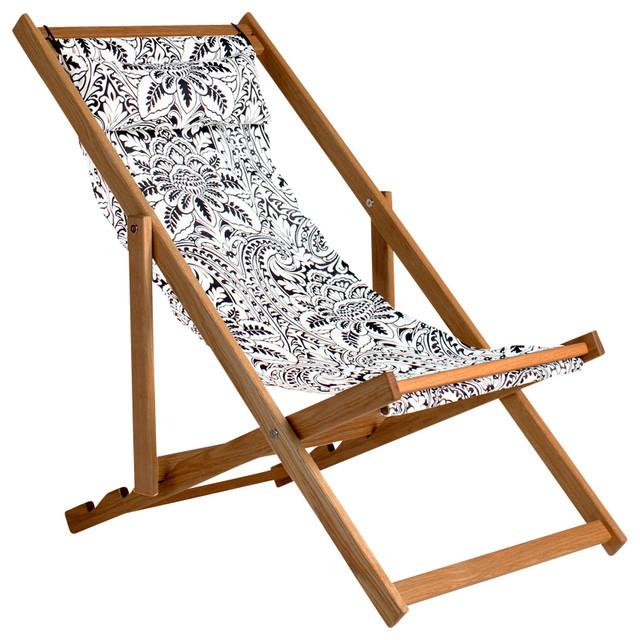 ... Copacabana deck chair - contemporary - outdoor folding chairs