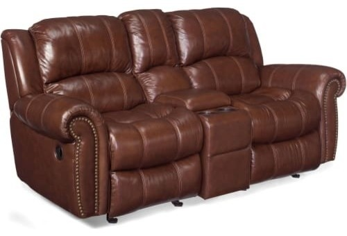 Hooker Furniture Ss601-E3-087 Sebastian Theater Sofa.