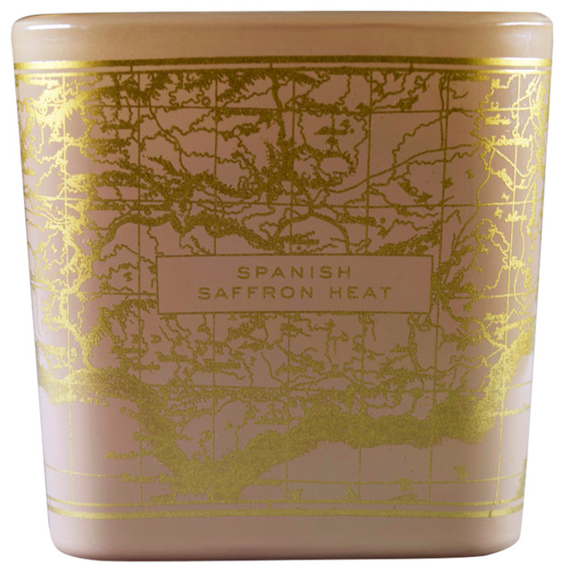 Be the light ny spanish saffron heat candle view in for Decoration 75019