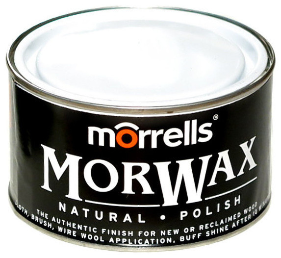 Morrells Morwax Natural Polish 400ml Traditional Stains And Varnishes