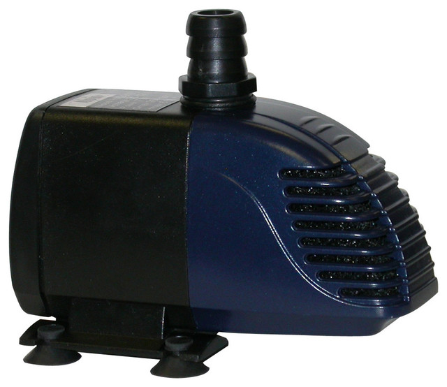 Hybrid powered 280gph garden pump with solar panel and for Garden pool pumps and filters