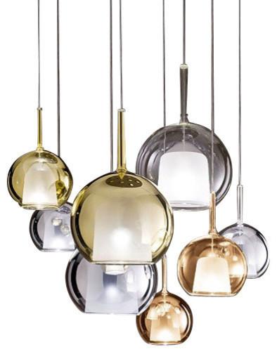 Best Kitchen Island Pendant Lights, kitchen lighting, kitchen island lighting, Penta light Small Glo Pendant Light