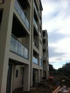 contemporary-exterior The Basement Clevedon