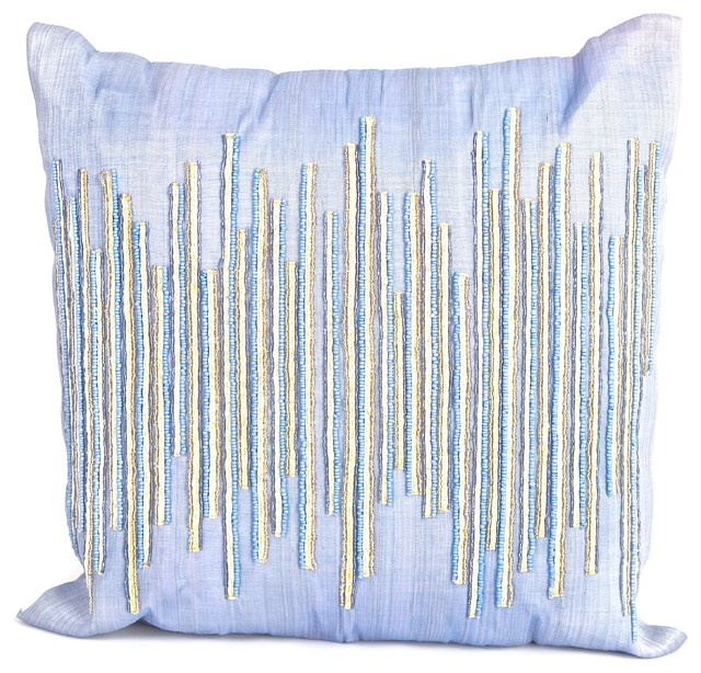 Shop Houzz Debage Inc Line Sequence Pillow  : contemporary decorative pillows from www.houzz.com size 640 x 614 jpeg 162kB